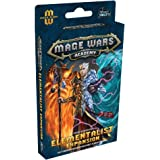 PSI Mage Wars Academy Elementalist Expansion Board Games