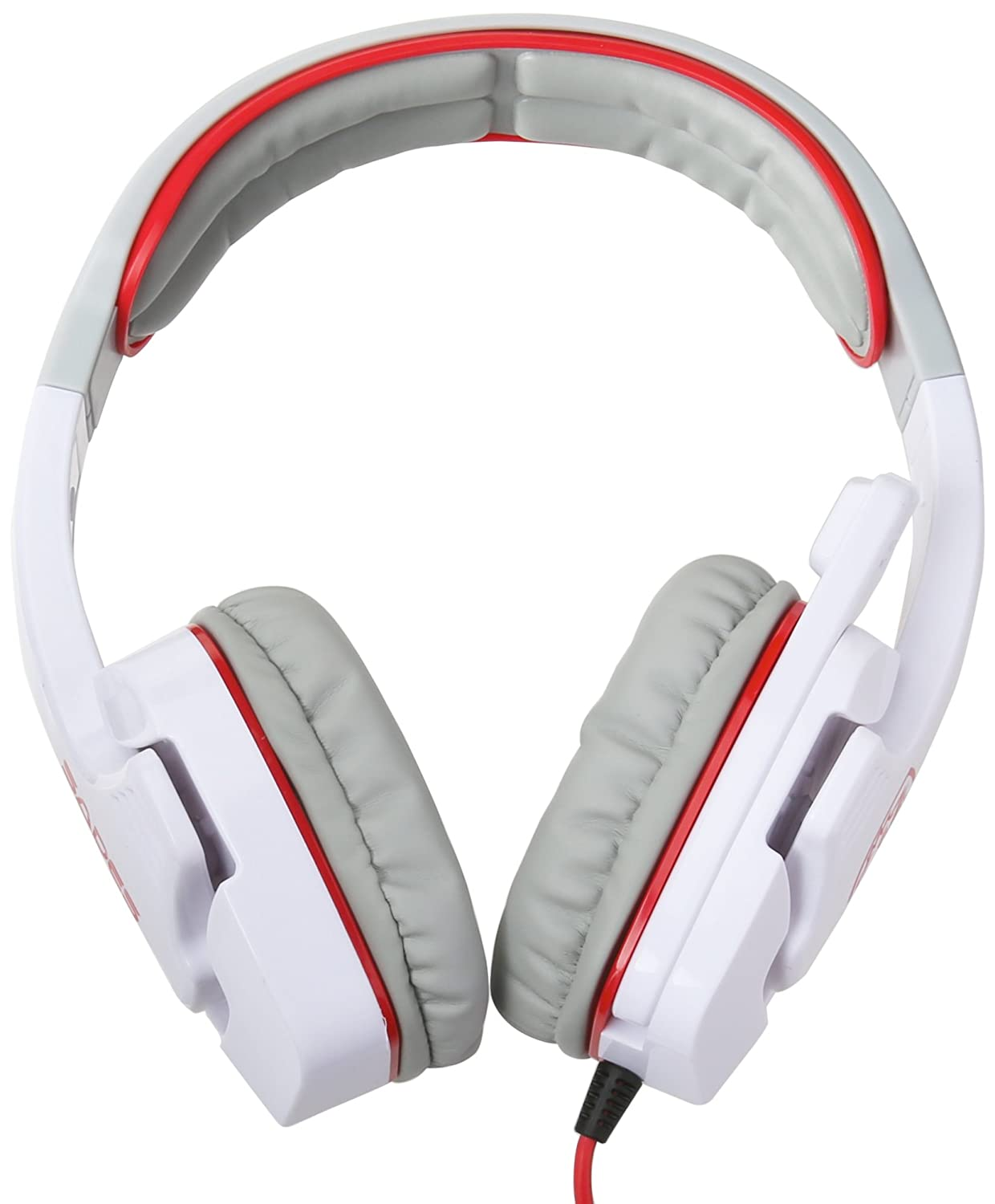 Sades Sa 708 Stereo Gaming Headset With Microphone T Power 701 White Pc Video Games