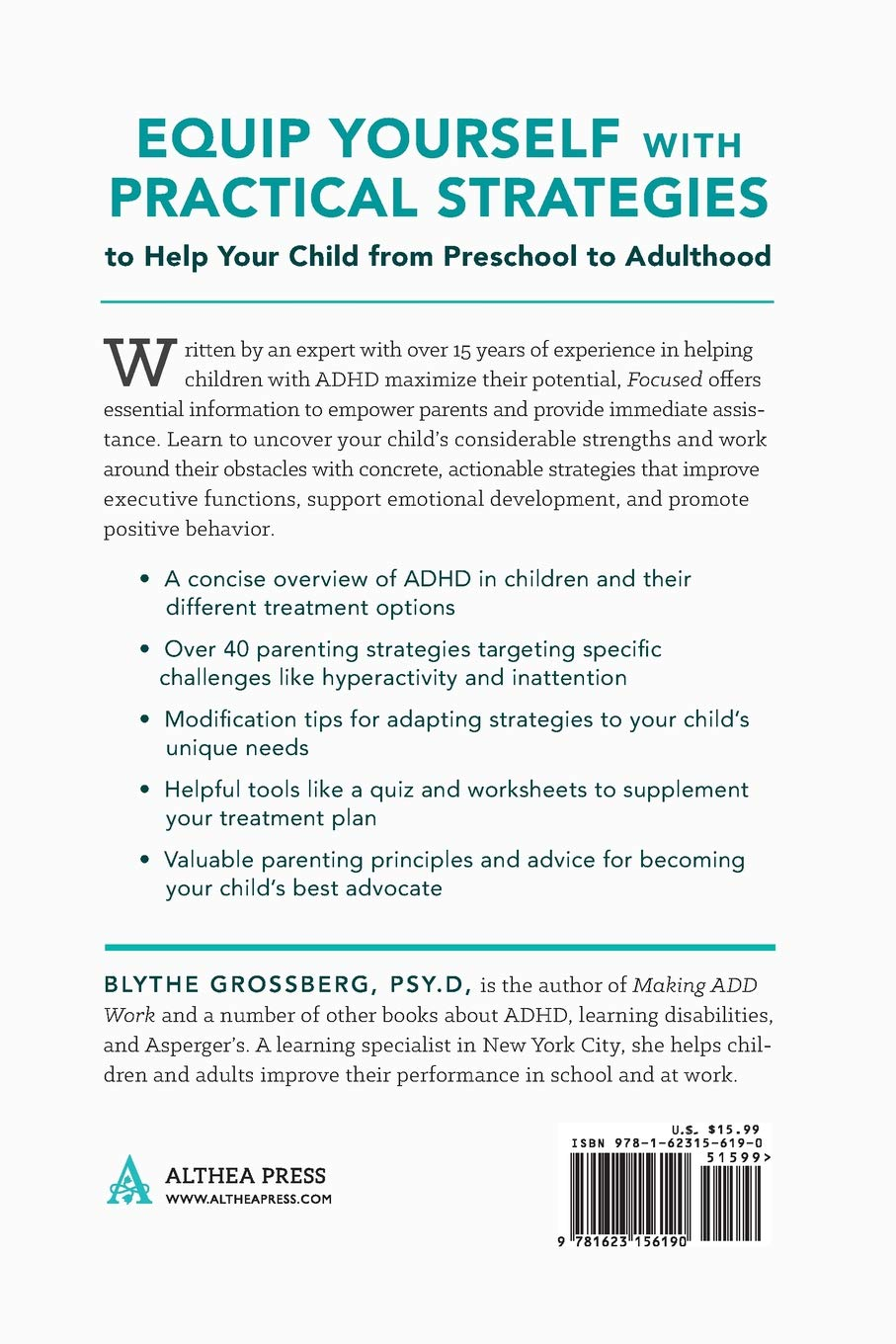 Program For Parents Improves Adhd >> Focused Adhd Add Parenting Strategies For Children With Attention