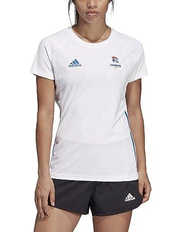 adidas Ffhb Replica W Camiseta, Mujer