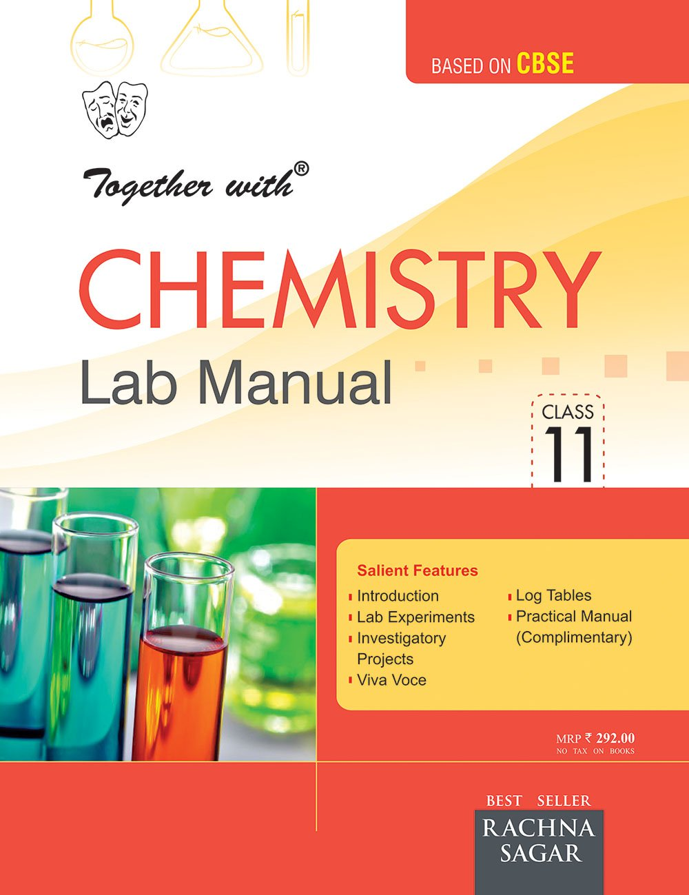 TOGETHER WITH CHEMISTRY - LAB MANUAL XI: 9788181372949: Amazon.com: Books