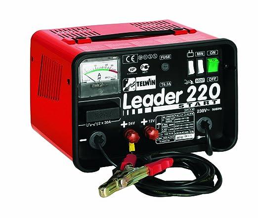 Cargador arrancador de batería para coche 12/24 V 180A ...