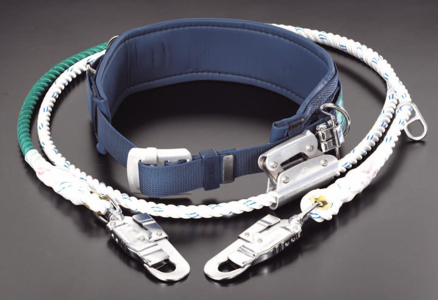 Full Body Harness, Universal, 400 lb, Green by Miller B007IA71VQ