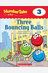 Number Tales: Three Bouncing Balls Kindle Edition