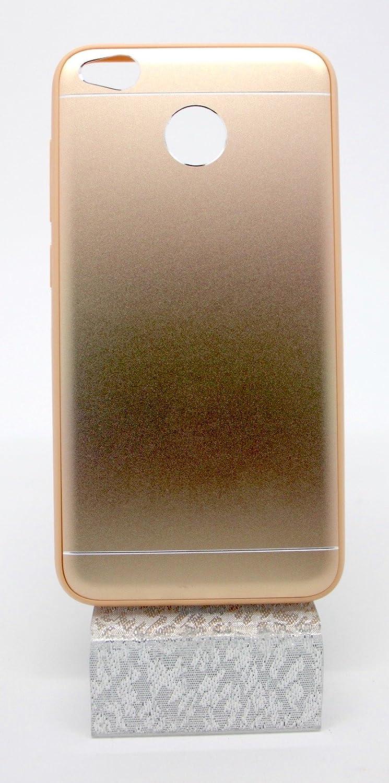 Totalcovers Funda Carcasa Rigida Aluminio Interior Gel TPU Xiaomi ...