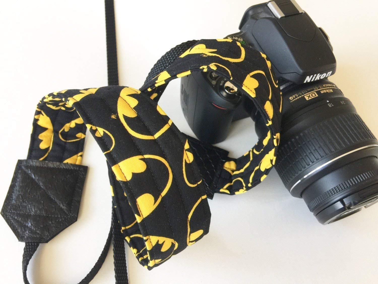 Batman Superhero Camera Strap - for men