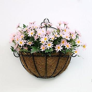 Kunstblumen Hängen Die Wand Blume Simulation Hat Blumen Schlafzimmer ...