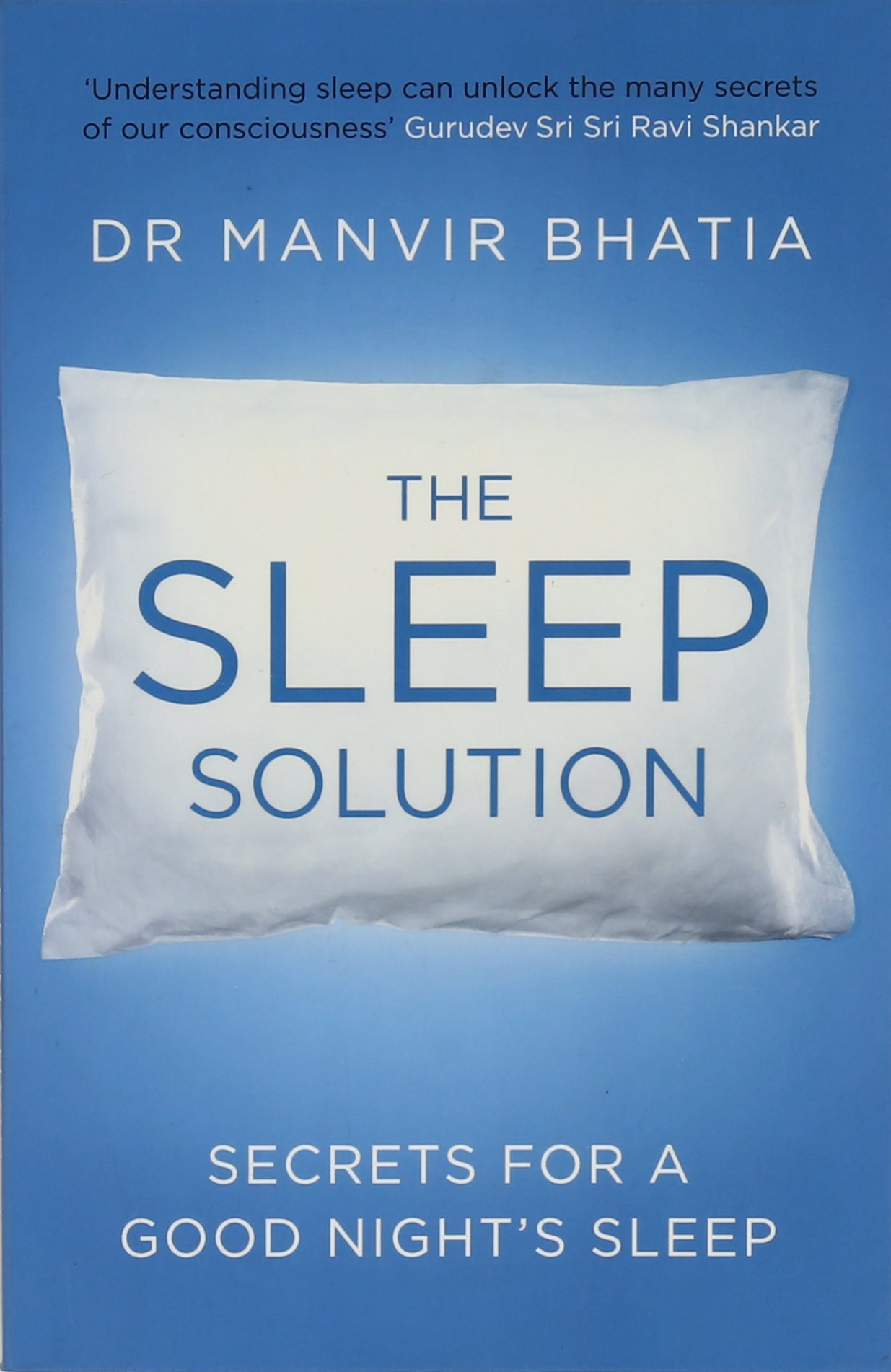 Buy The Sleep Solution: Secrets for a Good Night's Sleep Book Online