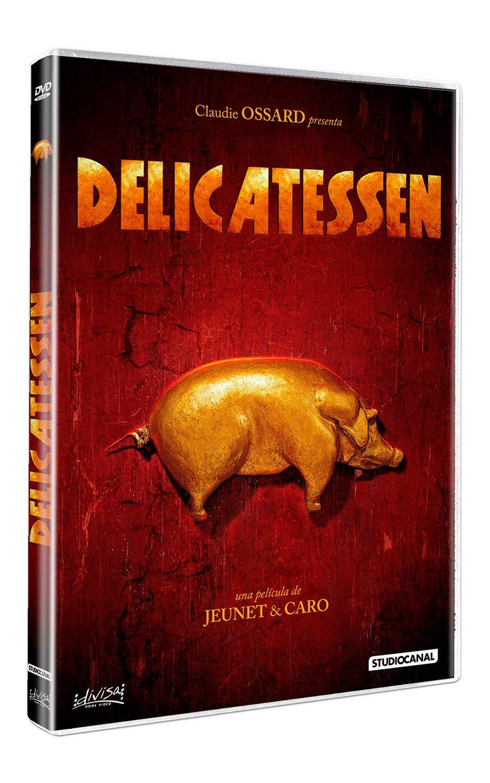 Delicatessen [DVD]: Amazon.es: Dominique Pinon, Howard Vernon ...