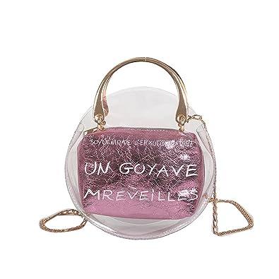 1a7a5a3066 Amazon.com  Mini Casual Backpack Purse Nylon Shoulder Bags small round bag  handbag for Women   Girls