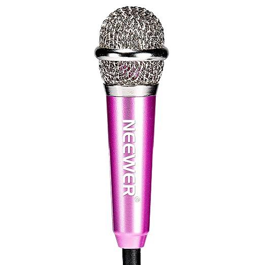 12 opinioni per Neewer® mini microfono a condensatore per dispositivi elettronici intelligenti