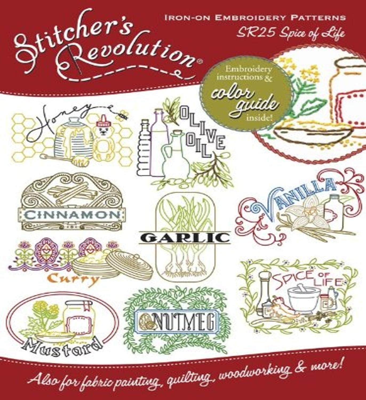 "PAPER Stitchers Revolution Transfer Patterns 18/&quotX24/"""