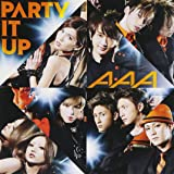 PARTY IT UP (SINGLE+DVD) (ジャケットA)