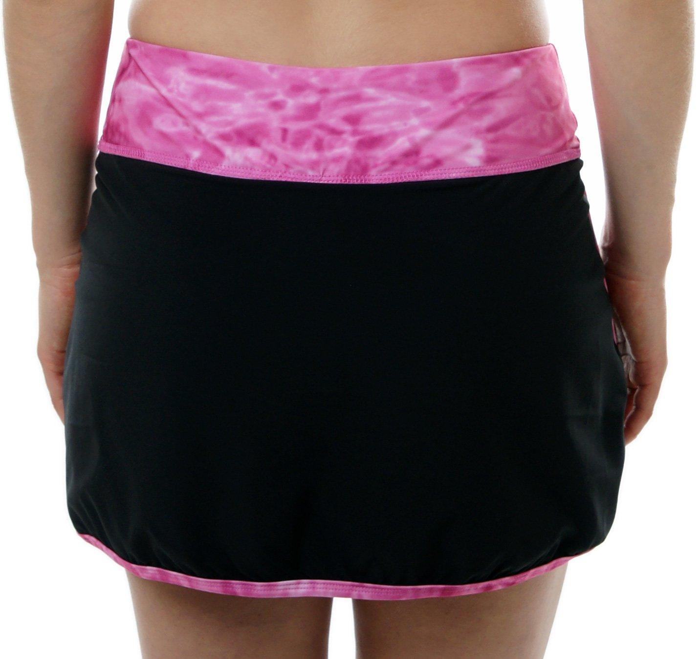 Aqua Design Women's Tennis Running Swim Sports Ladies Athletic Skort