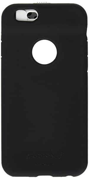 4ff01bf366 Amazon.com: EyePatch iPhone 6/6s Case - Cleans Camera Lens and Covers Your  Camera for Privacy (Black): Cell Phones & Accessories