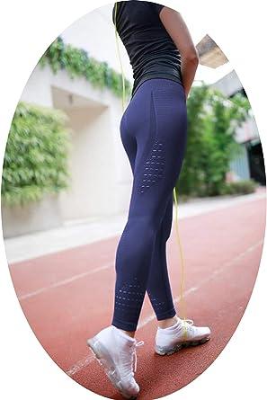 Amazon.com: Tokyo - Pantalones de yoga sin costuras para ...