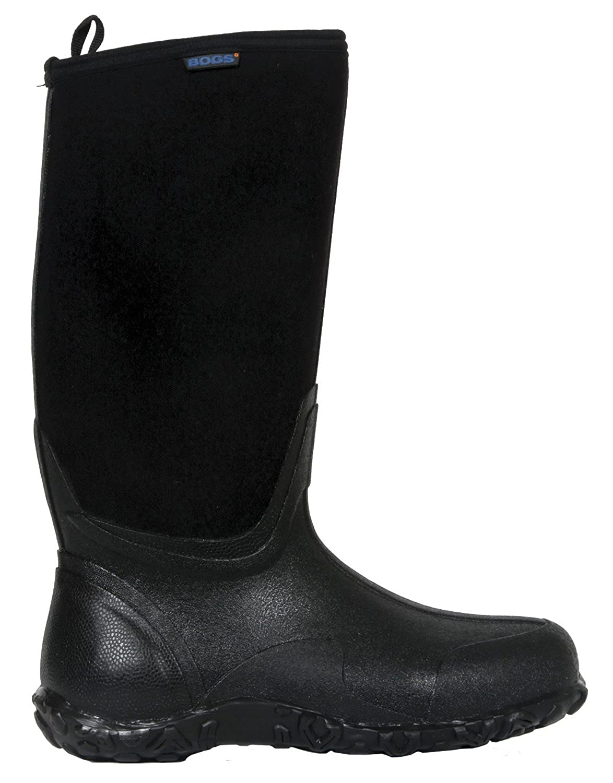 Bogs Men's Classic High Waterproof Insulated Rain Boot