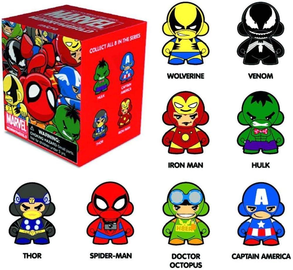 Kidrobot Marvel Series Micro Munny Action Figure