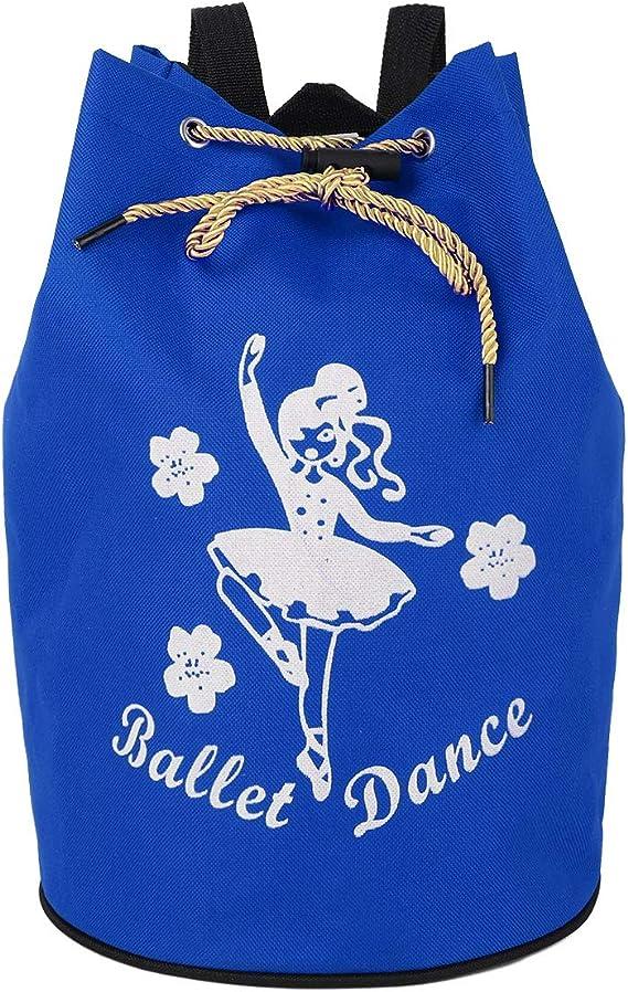 iiniim M/ädchen Balletttasche Rucksack Kindertanztasche Ballett Tasche Sporttasche Outdoor Camping Picknick Sports Rucksack Geschenk