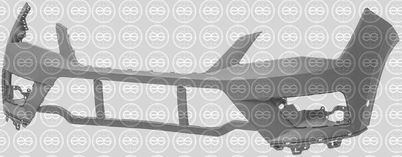 Euro Stamp 131.21.9160 Parachoques Delantero para Seat Ateca: Amazon.es: Coche y moto