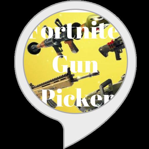 Amazon com: Fortnite Gun Picker: Alexa Skills