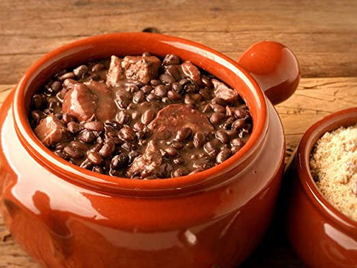 Brazilian Feijoada Black Bean Stew