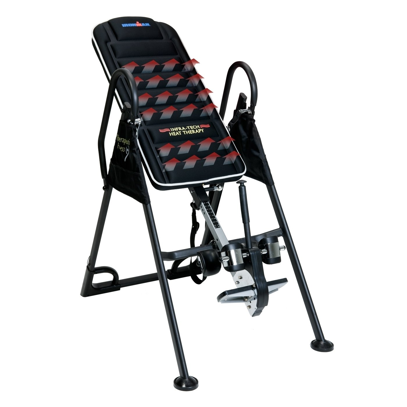 IRONMAN IFT 4000 Infrared Therapy Inversion Table by IRONMAN