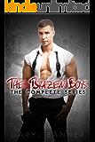 """The Brazen Boys Complete Series (Includes BONUS Book """"Commando: Dog Tags 2"""")"""