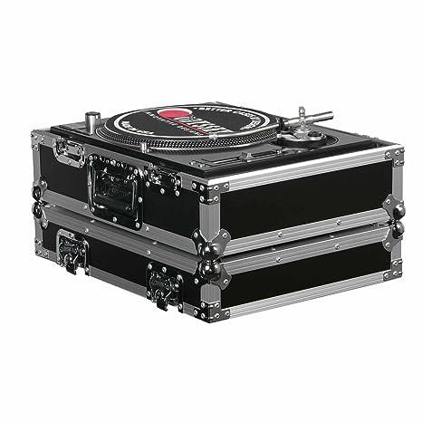2) Odyssey fr1200e ata Vuelo Ready Pro DJ Tocadiscos Equipo ...