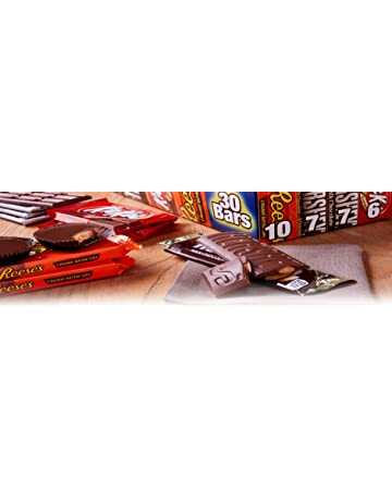d34ea90753f3 Hershey Candy Bar Assorted Variety Pack (HERSHEY S Milk Chocolate