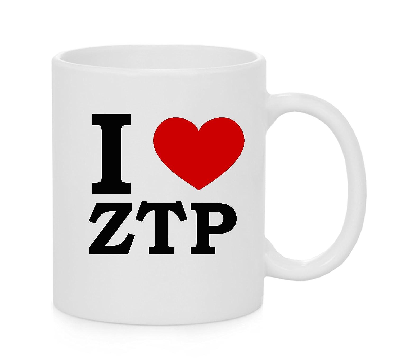 I taza del corazón ZTP (amor): Amazon.es: Hogar