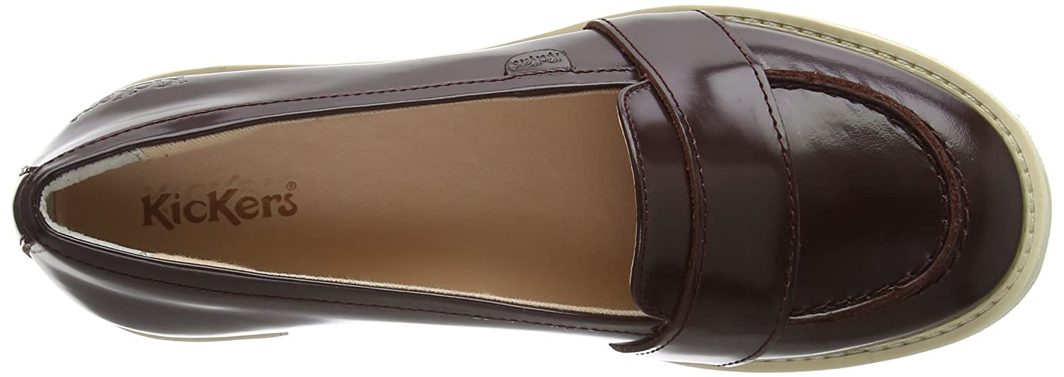 47f978ec3b9 Kickers Women s Kick C Lite Strap Loafer  Amazon.co.uk  Shoes   Bags