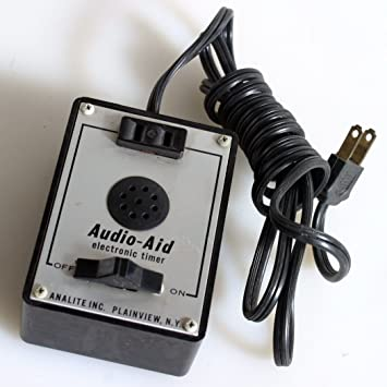 AUDIO-AID ELECTRONIC TIMER MODEL 100