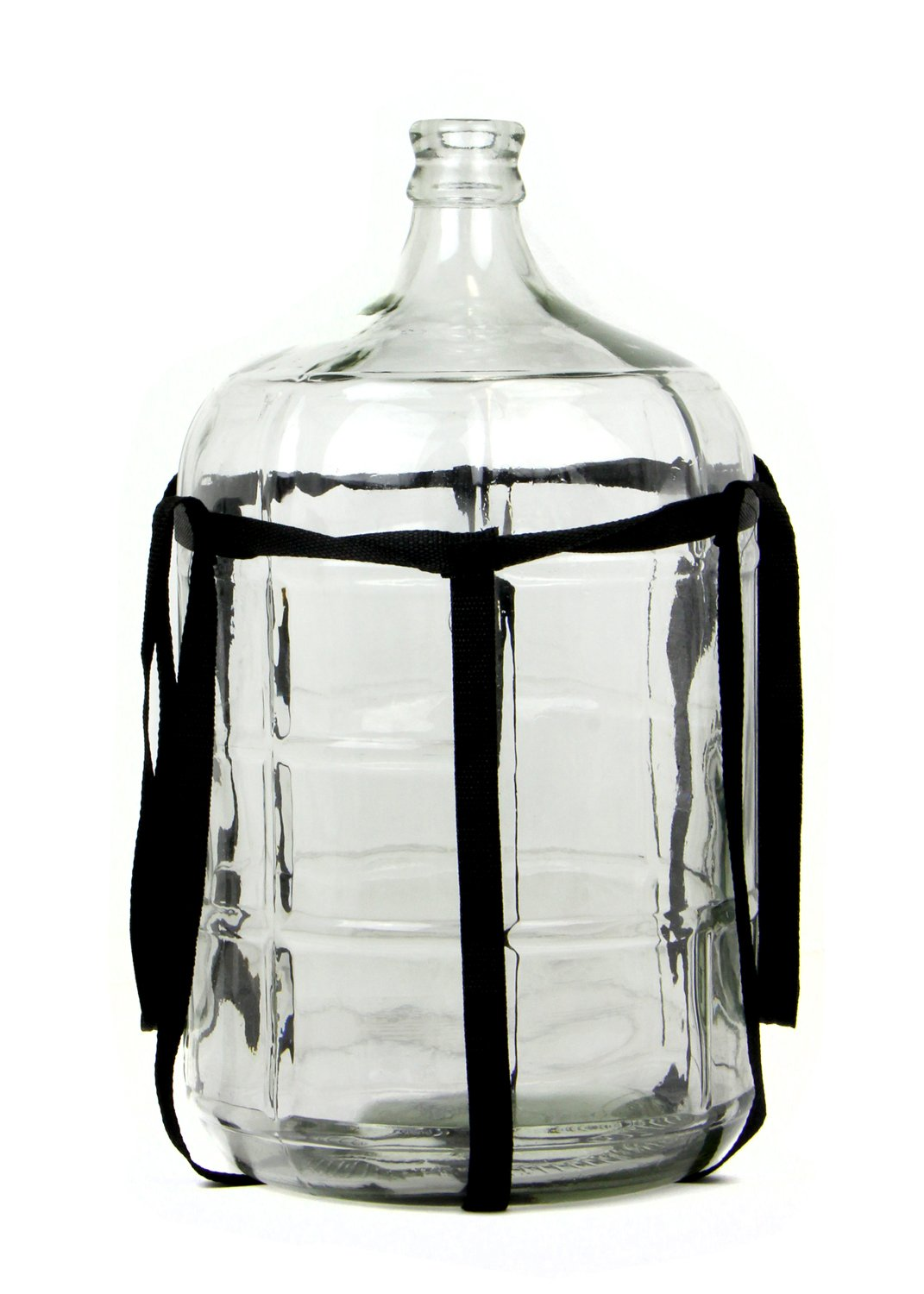 Kegco KC FP-CB-06 Glass Carboy, 6 gallon, Clear KC FP-CB-06