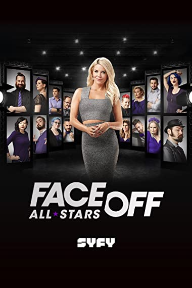 Syfy face off prizes for baby