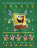 Tstars - Spongebob Reindeer Christmas Sweater