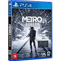Metro Exodus - PlayStation 4 Inclui DLC Exclusiva na pré-venda