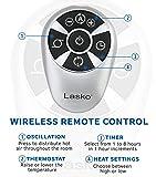 Lasko 755320 Ceramic Space Heater 8.5 L x 7.25 W