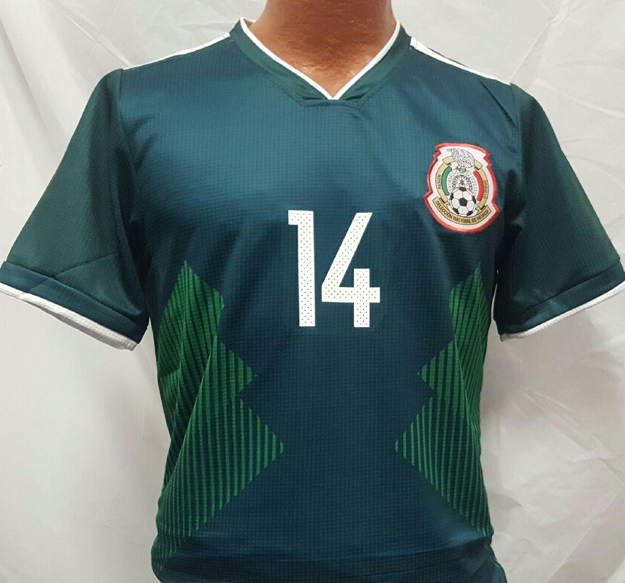 新しい。メンズChicharitoメキシコ国立チームGenericレプリカジャージー2018サイズL B078ZJQ57V