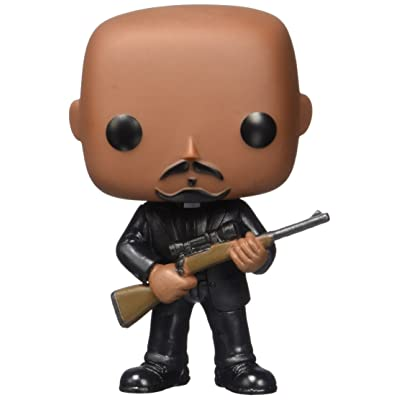 Funko POP Television: The Walking Dead - Gabriel Action Figure: Funko Pop! Television: Toys & Games