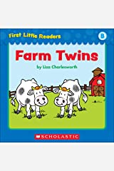 First Little Readers: Farm Twins (Level B) Kindle Edition