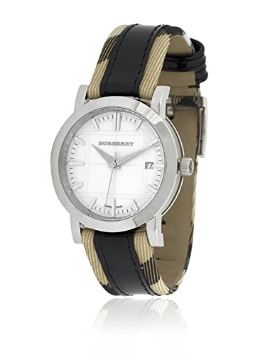 234d76172ab4 Burberry Reloj de Cuarzo Bu1388  Amazon.es  Relojes