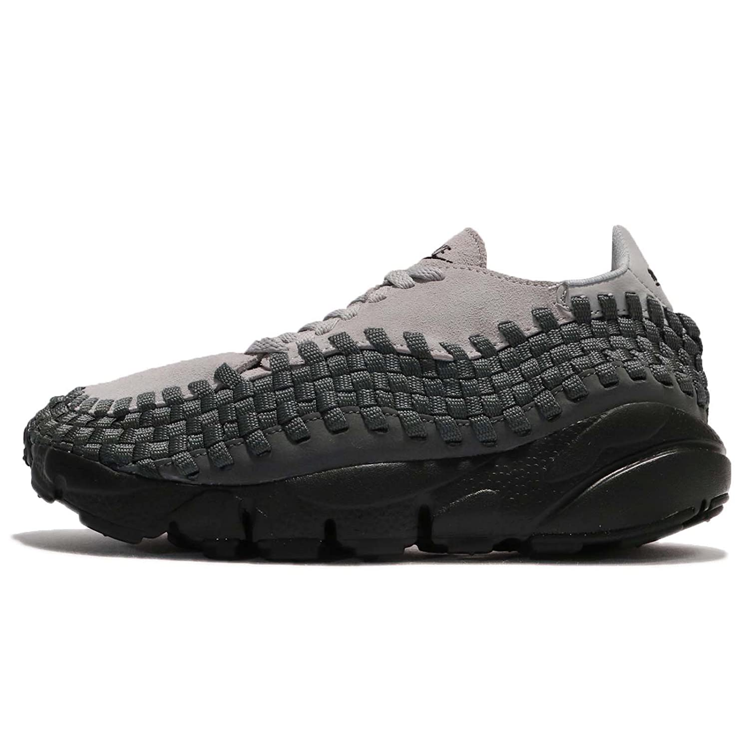 Mr/Ms Nike Women's Wmns Air Footscape reputation Woven, WOLF GREY/BLACK-DARK GRAY Good world reputation Footscape New in stock business WV13982 2a9099