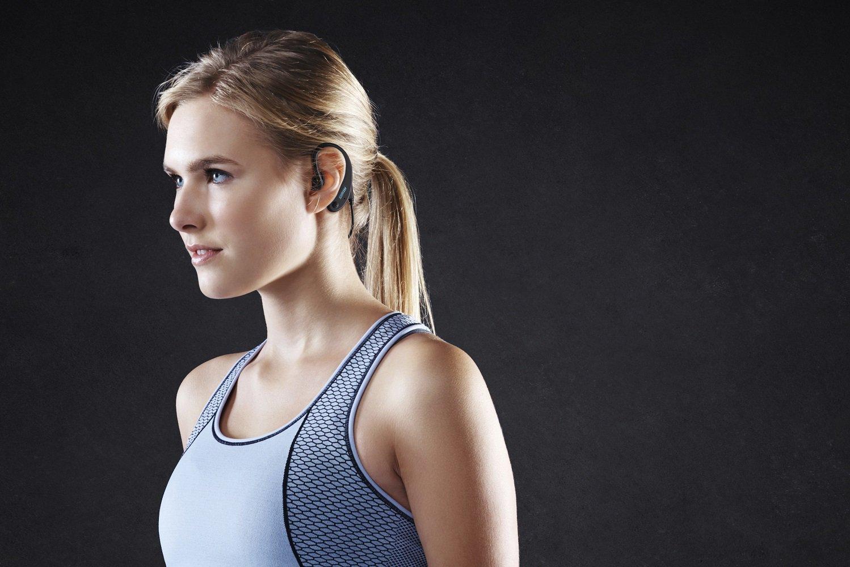 KuaiFit Sport Headphones - Heart Rate, Accelerometer, MP3, 8GB Memory, BLE, ANT+, Sweatproof, Audio Coach - Run Cycle Gym Triathlon by KuaiFit (Image #6)