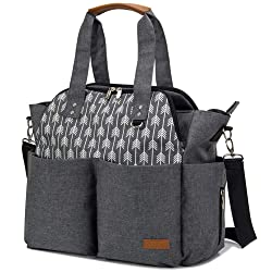Top 10 Best Diaper Bag For Twins (2020 Reviews & Buying Guide) 4