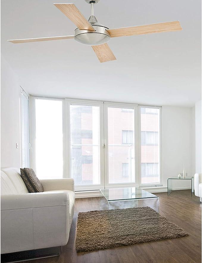 MALLORCA Ventilador de techo Faro modelo 33292 | Lamparas.tv