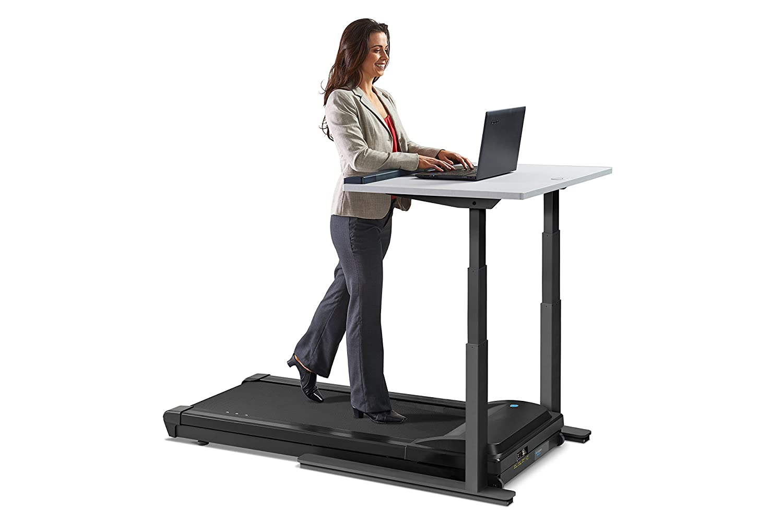LifeSpan TR1200-DT7 Treadmill Desk/Cinta de Correr con Escritorio ...