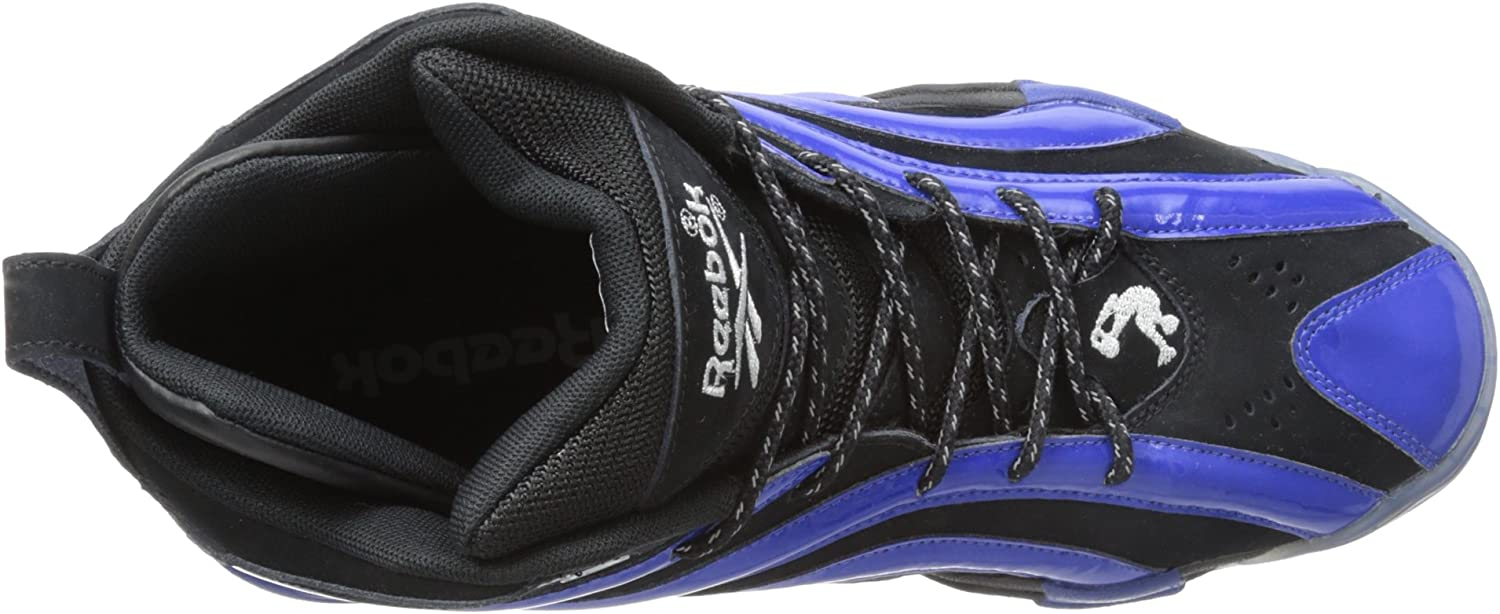 Reebok Shaqnosis Og chaussure de basket Black Truth Blue White