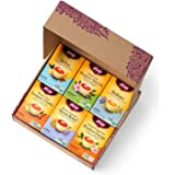 Yogi Tea - Yogi Favorites Variety Pack in Gift Box Packaging (6 Pack) - Includes 6 of the Most Popular Yogi Teas - 96 Tea Bag