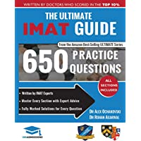 The Ultimate Imat Guide: 650 Practice Questions, Fully Worked Solutions, Time Saving Techniques, Score Boosting Strategies, 2019 Edition, Uniadmissions